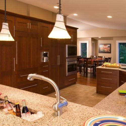 Gig Harbor Kitchen & Bathroom Remodel