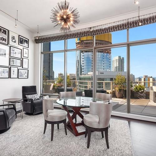 Seattle Belltown Penthouse