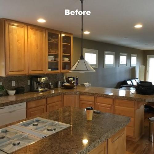 Kirkland Kitchen Remodel