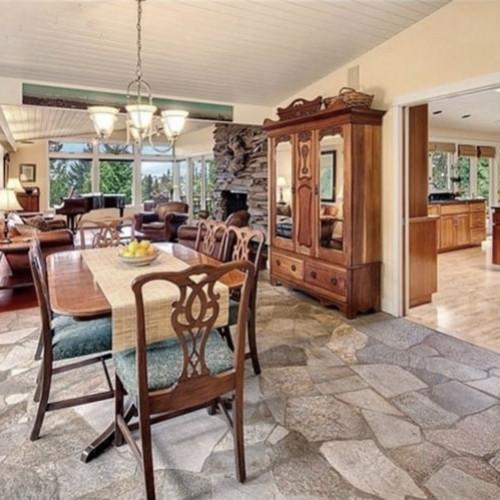 Mercer Island Kitchen & Living