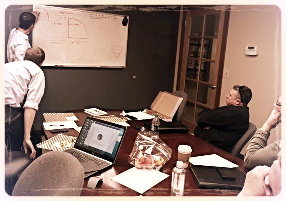 Contribution & Creativity: RCH Team Brainstorming