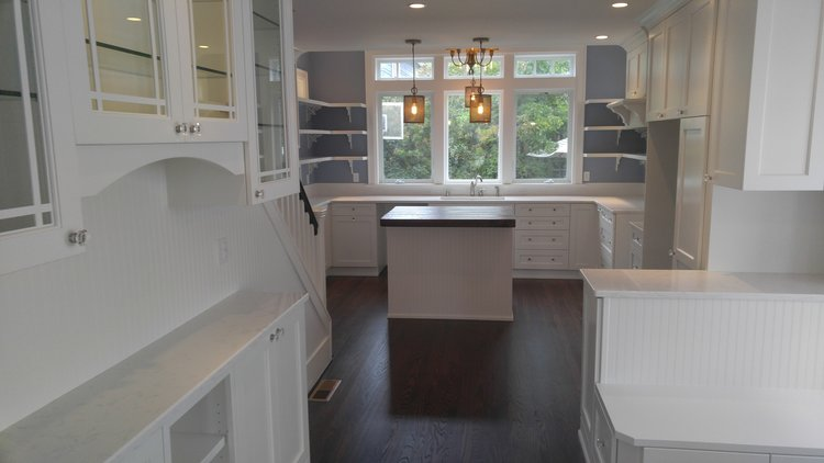 A Remarkable Experience: Occupied Residence Kitchen Remodel